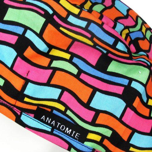 Gorros Cirugia abstractos divertidos coloridos ANA062