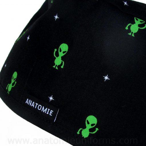 Gorros Quirofano Aliens - 0127b