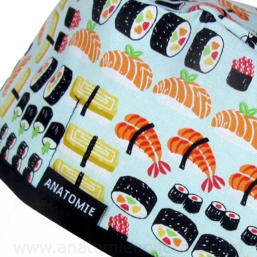 Gorros Quirofano Hombre Sushi - 0102b