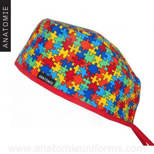 Gorros Quirofano Puzzle Mil Piezsas - 0107