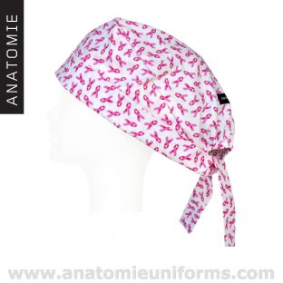 Gorros quirofano ANATOMIE 029 Superlazo Cancer