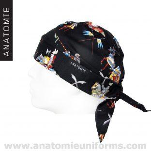 ANATOMIE BANDANA Caballeros - 013